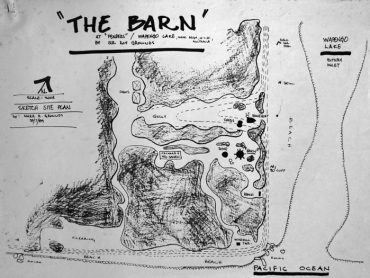 The Barn – Drawing