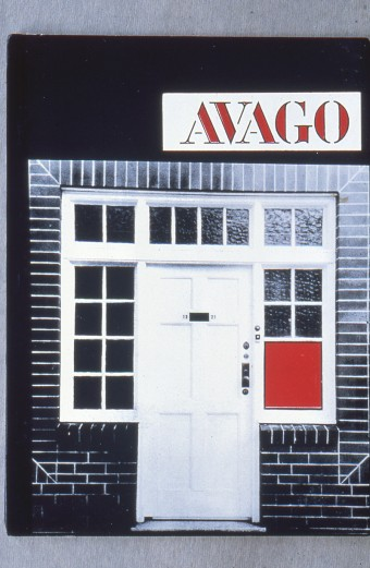 1980 – Avago Gallery