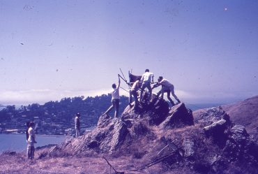 1965 – San Fran-Constructing wind generator for commune