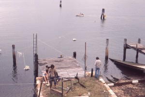 Student workshop - jetty with string 1