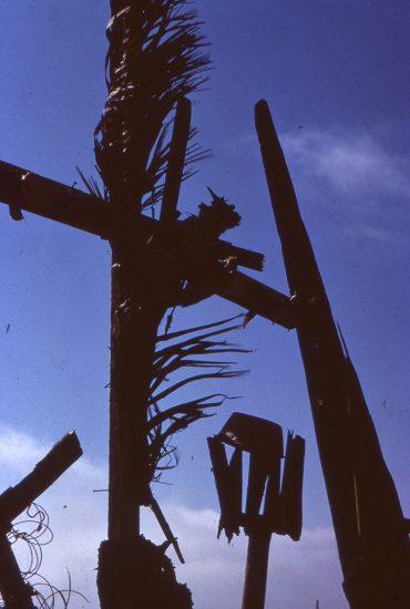 Mudflat Sculpture Berkley, 1965