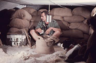 1976 – Bunker – AGNSW 1976 Biennale